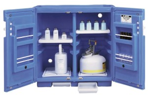 Lovely Hazardous Material Storage